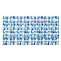 Панель ПВХ мозаика 955х480 мм Атлантида