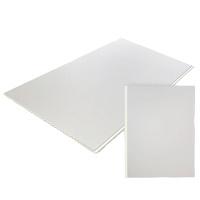 Панель ПВХ Белая 3000х250х8 мм 10 шт упаковка 7,5 м2