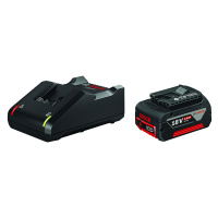 Набор BOSCH Professional PRO-MIX 1 аккумулятор 4,0 Ач Li-ion 18 В + зарядное устройство GAL 18V-40