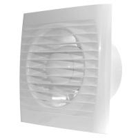 Вентилятор OPTIMA 4С осевой D100 с обратным клапаном белый