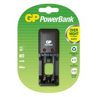 Зарядное устройство GP PB330 GSC на 2 аккумулятора
