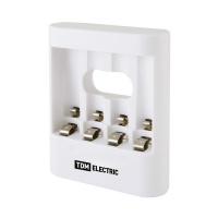Зарядное устройство на 4 аккумулятора AA/AAA 300mA TDM ELECTRIC