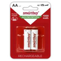 Аккумулятор AA (R6) Smartbuy 1000 mAh 2 шт