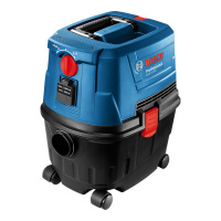 Пылесос Bosch Professional GAS 15 PS 1100 Вт 15 л