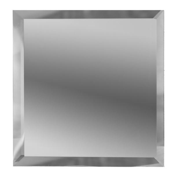 Плитка зеркальная Тонированная с <b>фацетом 10</b> мм 300х300 мм ...