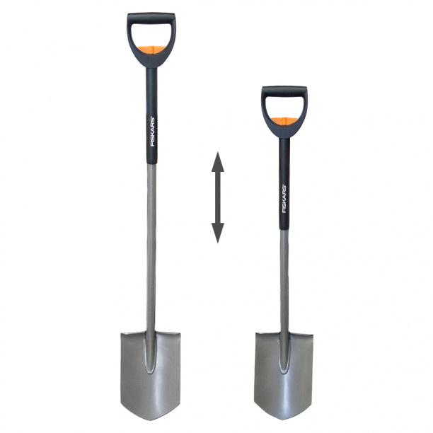 телескопическая лопата купить