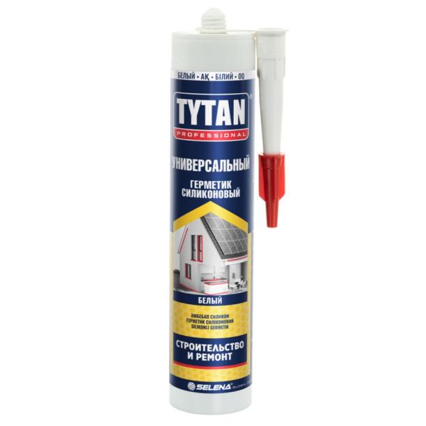 527d1ec1b3b3 Герметик силиконовый универсальный Tytan белый 310 мл купить ...