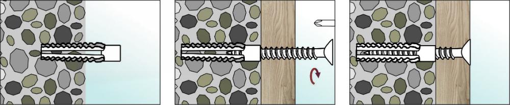 как повесить кухонные шкафы на монтажную рейку, на гипсокартон, на кирпичную стену и стену из пеноблоков   видео » Интер-ер.ру